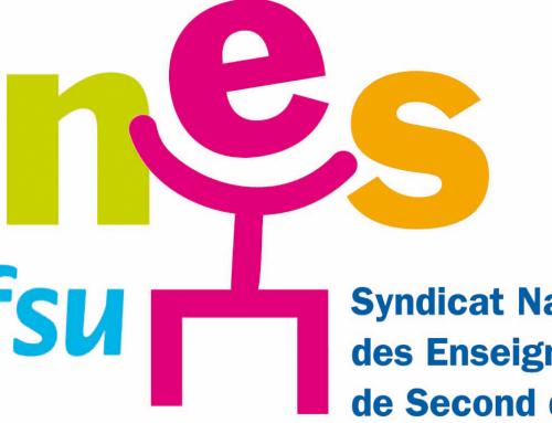 Coronavirus au collège S. Veil à Sablé : Communiqué» de presse du SNES 72.