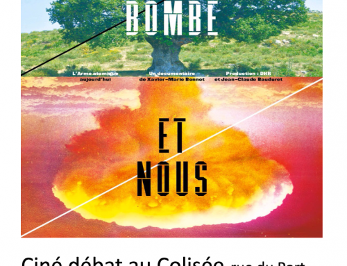 Projection du documentaire « La bombe et nous »