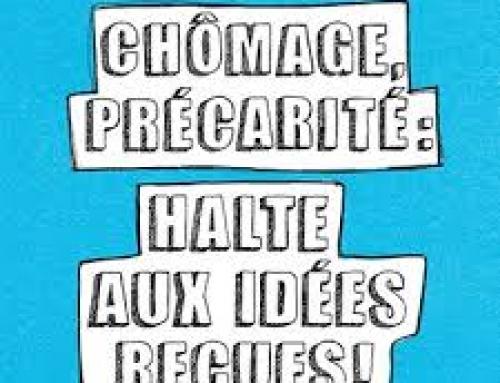 19 avril au Mans :  Stage de résistance aux idées reçues sur le chômage.