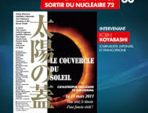 Projection du film «Le couvercle du Soleil»