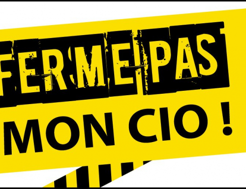 CONTRE LA FERMETURE DES CIO : CIO PLEIN VENT Mardi 24 avril 2018