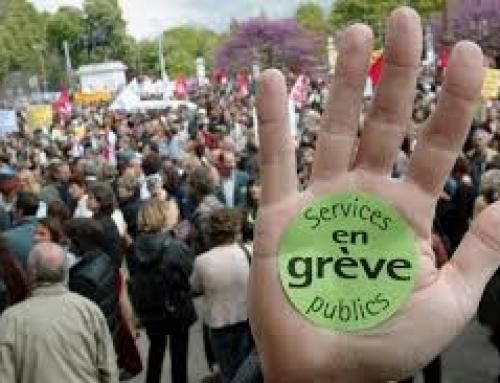 Fonction Publique : nouvelle journée de grève le 22 mai