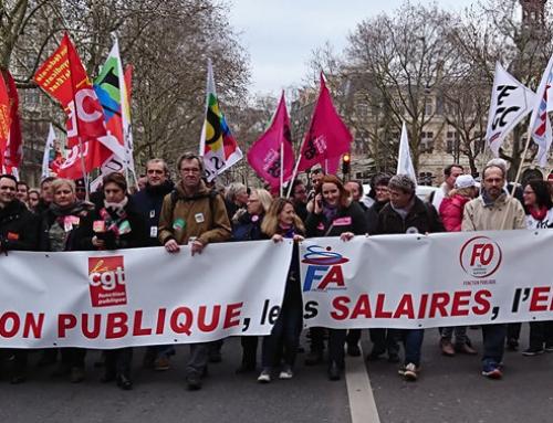 9 Octobre : Tous et toutes en grève!
