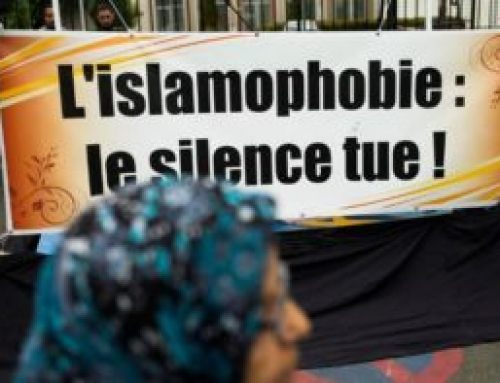 10 novembre : Non à l'islamophobie !