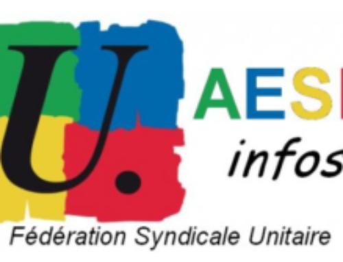 AESH Retour sur la grève et l'audience du 3 juin.